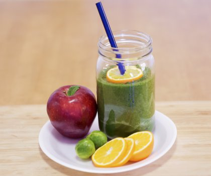 detox freshly squeezed juices