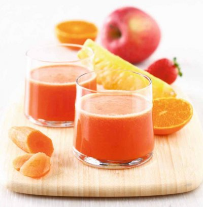 juice in the fight against disease