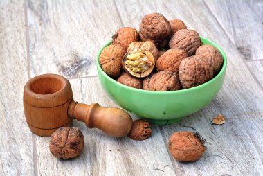 walnuts and magnesium